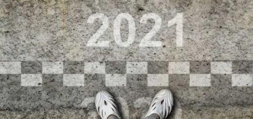 Goodbye 2020, Hello 2021... 1