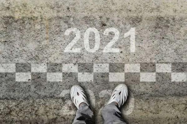 Goodbye 2020, Hello 2021... 3