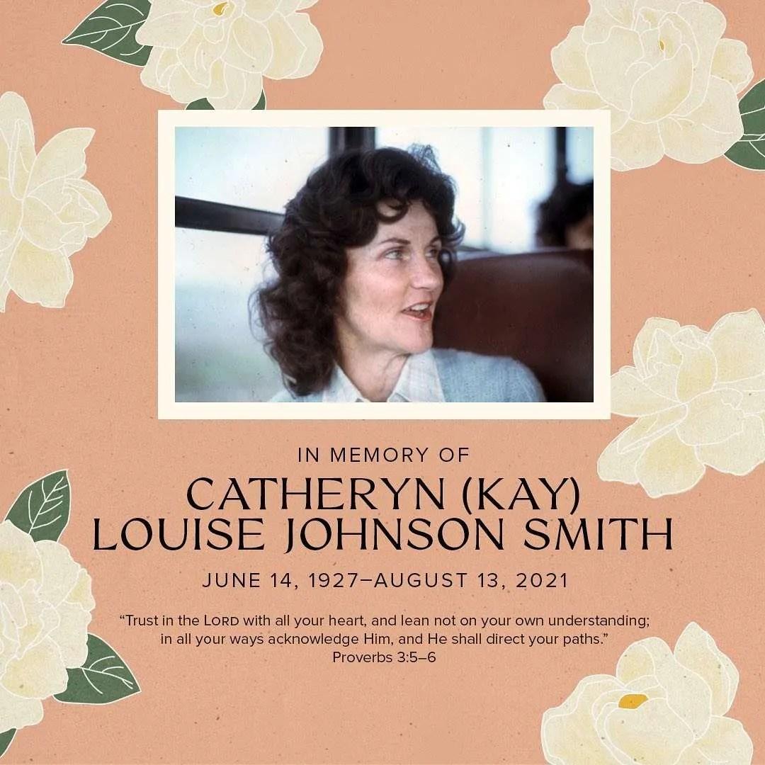 Kay Smith Passes 3