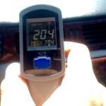 Heat Gun Interior Temp 204