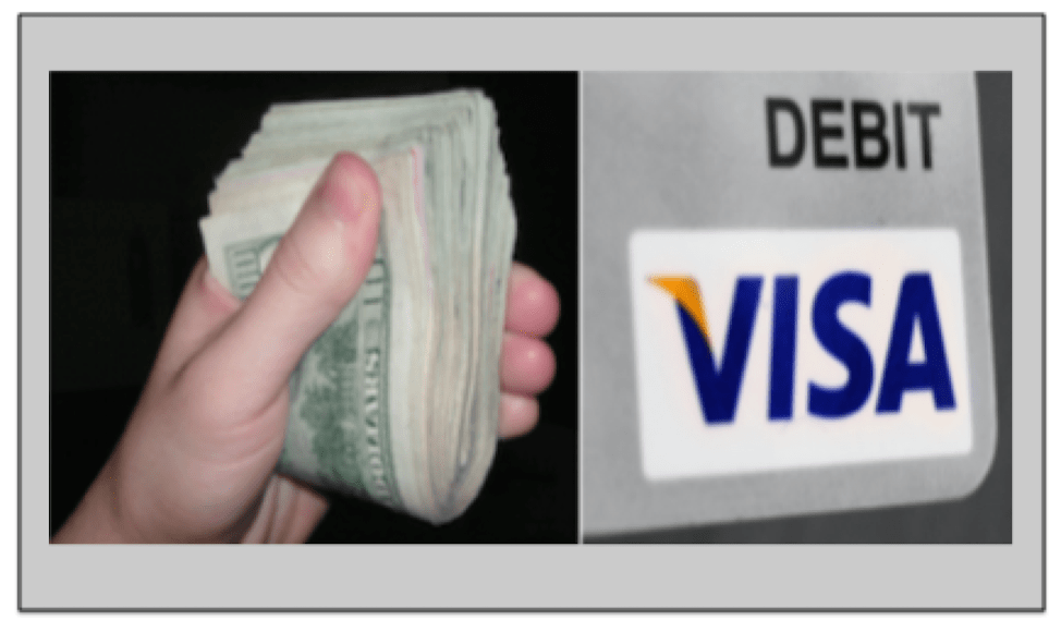 How to rent a Passenger Van or SUV with a debit card or cash
