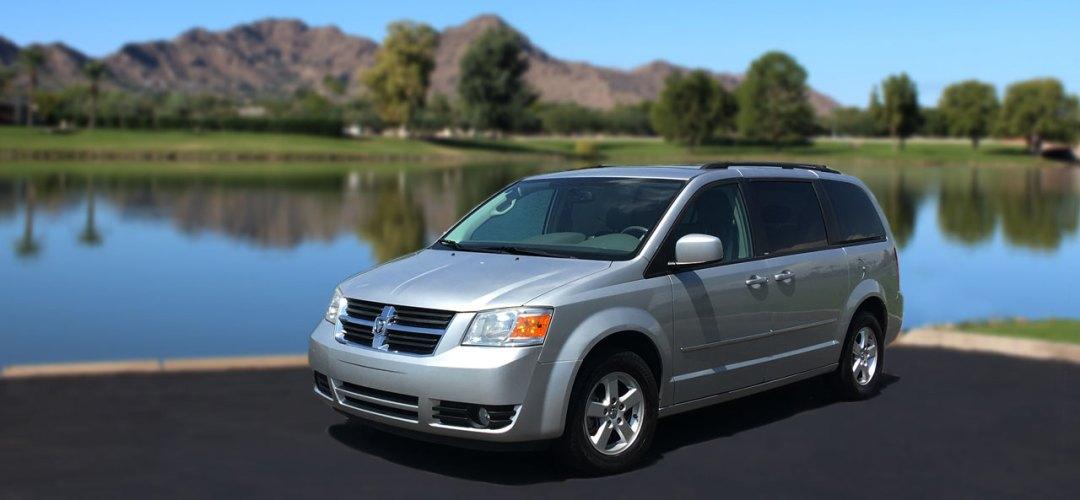 Dodge Caravan For Rent in Phoenix Arizona