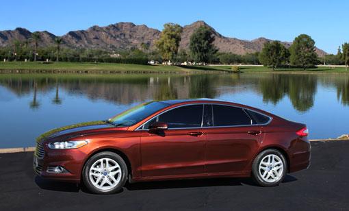 White Chevrolet Impala for Rent