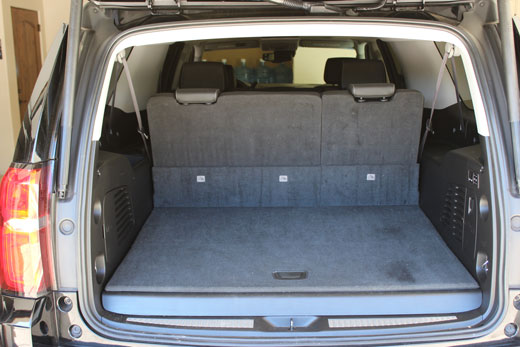 Chevrolet Suburban with Lots of Luggage Space for Rent in Phoenix