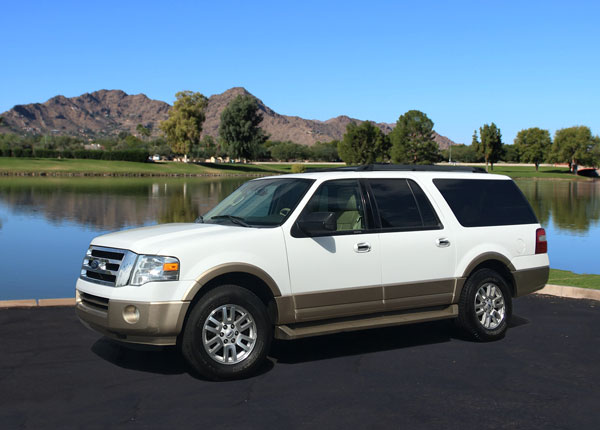 Rent Ford Expedition