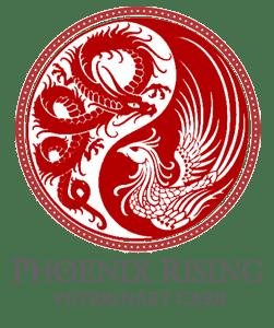Contact Us, Phoenix Rising Logo