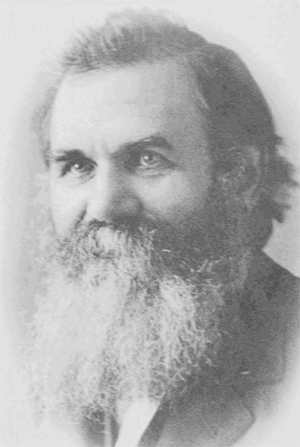 D.D. Palmer, Discoverer of Chiropractic