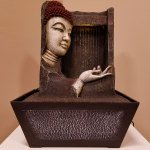 Phoenix-Rising-Vet-Care-Buddah-Fountain