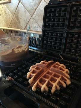 Grain Free Waffles, Gluten Free