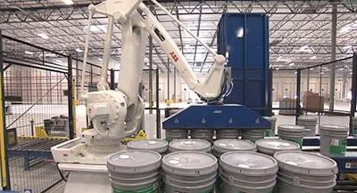 Robots in the Environmental Industry