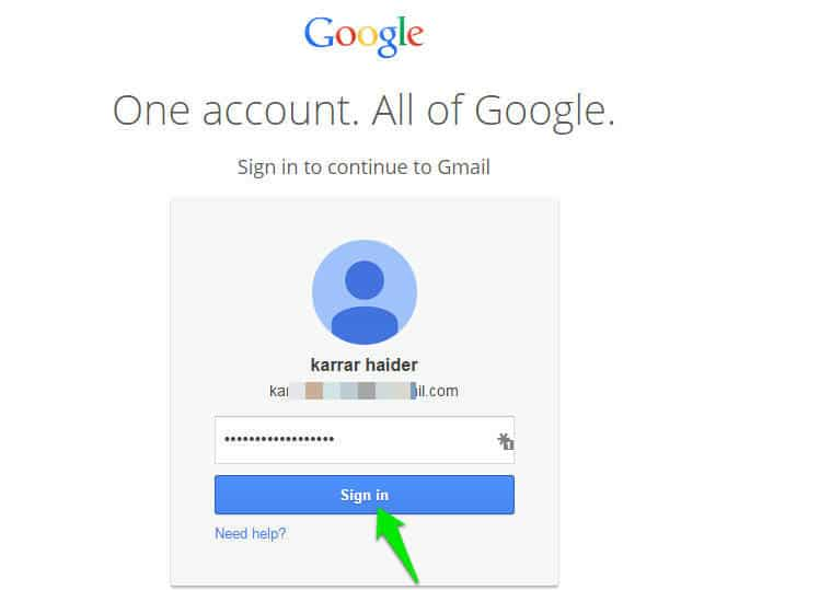Delete Google Account Permanently 1