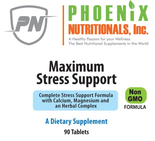 Key Nutrients for a high stress lifestyle. Our Society can Produce High Levels of Stress at almost every turn. Over time this excess Stress can lead to a downward spiral of our Health and Wellness, leading to Insomnia, Anxiety, and even Depression. Nutritional Science has Identified Several Key Nutrients to Nourish and Support the body during these times. In order to Best Achieve this, Nutrients for the Central Nervous System as well as adrenal Support Factors must be included.