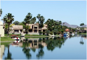 Scottsdale ranch lakefront