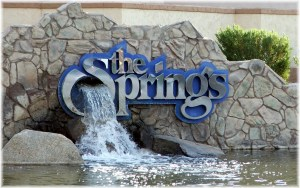 The Springs Marquee