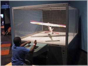 Remote Air Plane