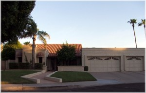 Dobson Ranch classic home
