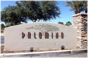 Entry to Palomino