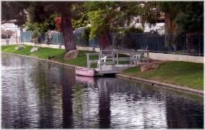 Pink Canoe
