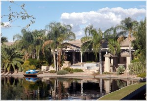 Piinelake Estates Waterfront home