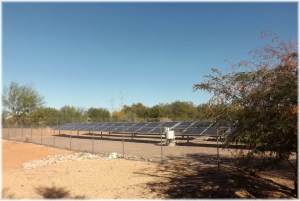 Solar Panels on Cooper