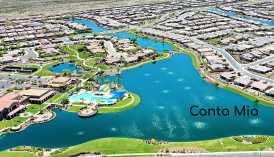 Canta Mia adult lake waterfront community