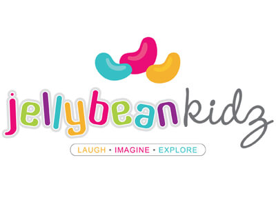 logo of jellybeankidz website