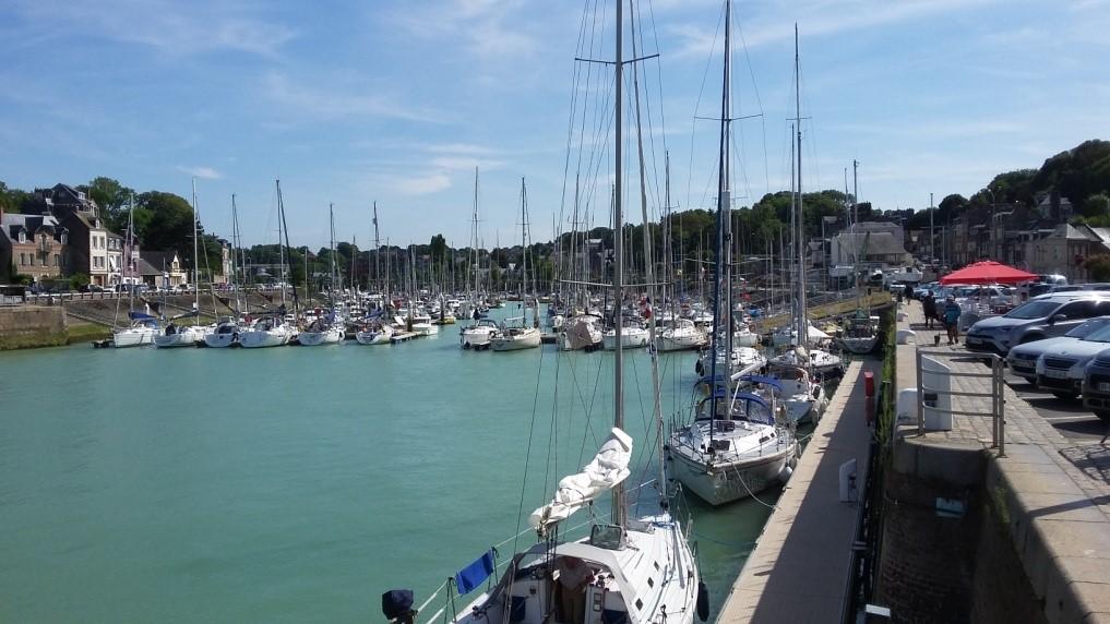 St Valery-en-Caux, Normandy