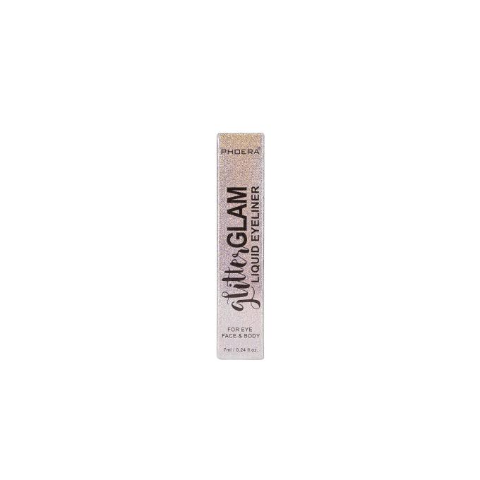 Glitter Eyeliner Phoera Cosmetics