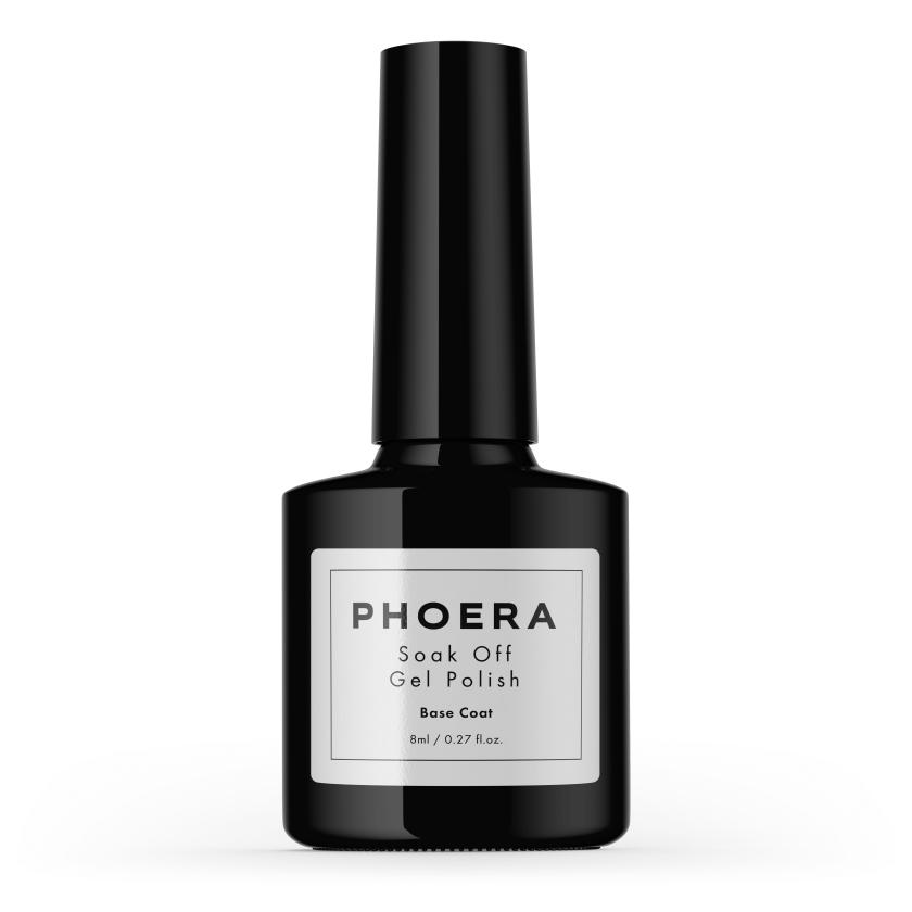 UV Nail Gel - Base Coat Phoera Cosmetics