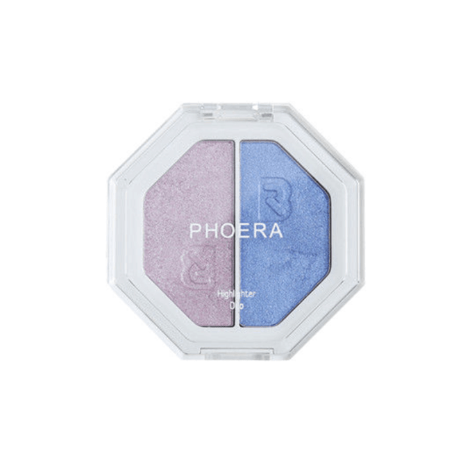 Highlighter Duo Phoera Cosmetics