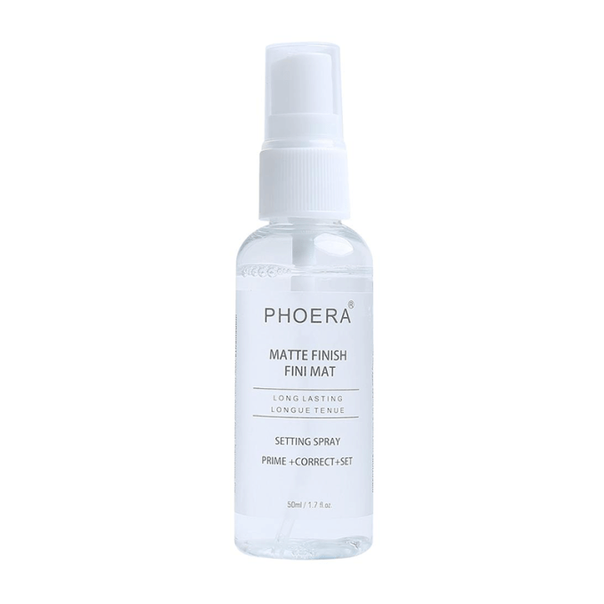 Matte Setting Spray Phoera Cosmetics