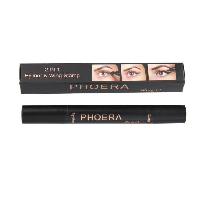 2 in 1 Eyeliner & Wing Stamp Phoera Cosmetics