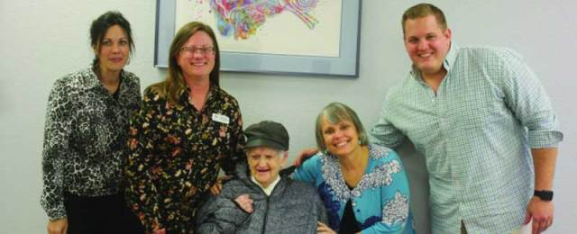 Inner Circle Practice Recognized for Hearing Donation