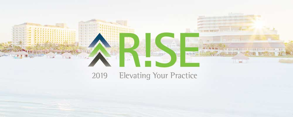 Rise-banner