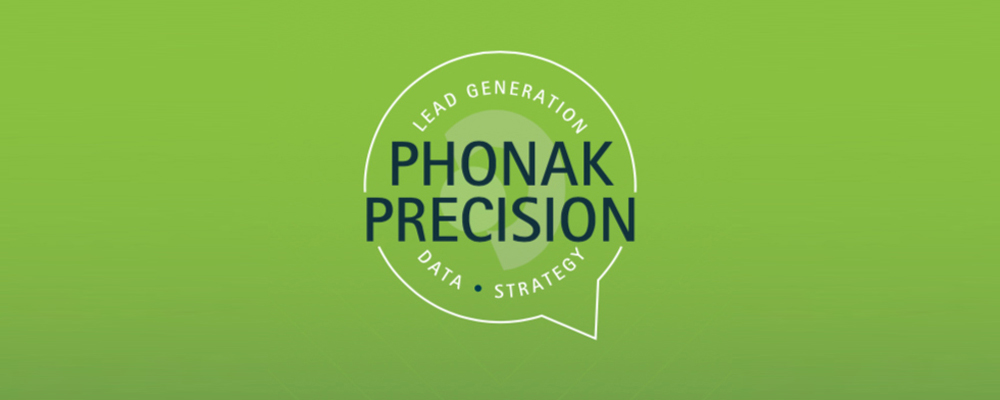 Phonak Precision Marketing