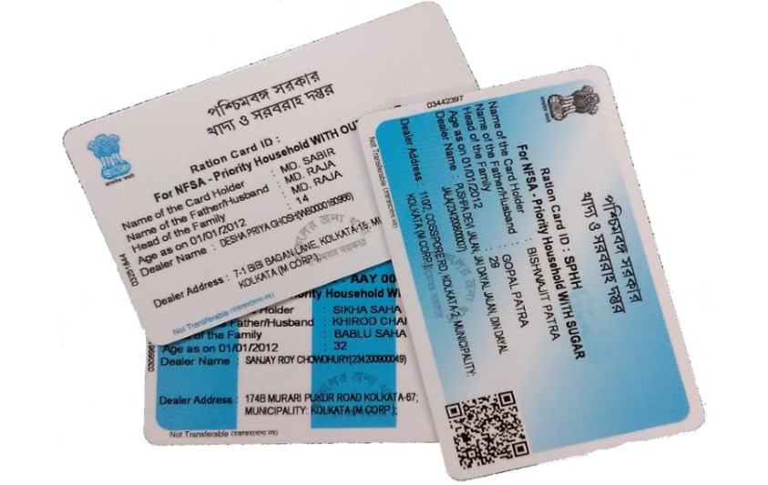 How to apply for Ration Card