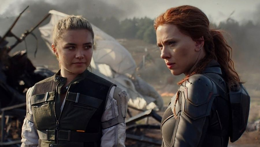 Black Widow (2021) Full Movie Download In Hindi Dubbed Dual Audio