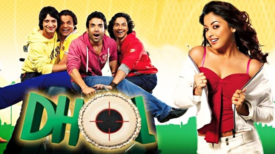 Dhol (2007) Full Movie Download & Watch Online Best Hindi Comedy Film