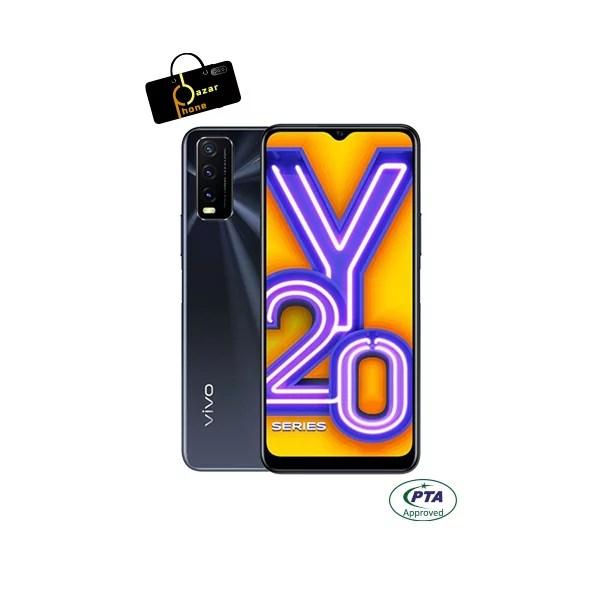 Vivo Y20 Price in Pakistan 2021