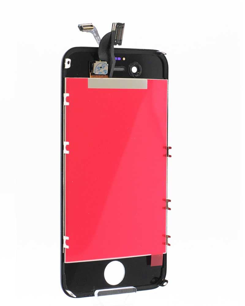 Display - iPhone 4 - Svart