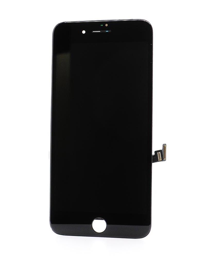 Display, Glas, Skärm, Display - iPhone 8 Plus - svart