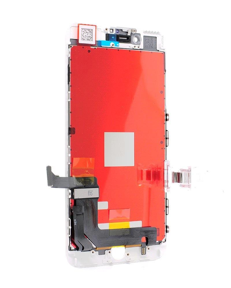 Display,Skärm,Glas - iPhone 7 Plus - Vit