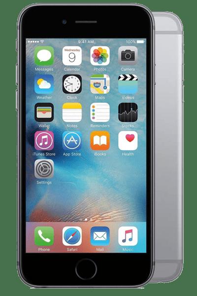 iPhone 6s 64GB, Rymdgrå, Begagnad