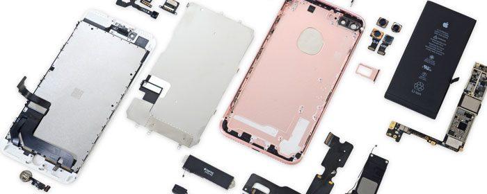 Reservdelar, iPhone, Huawei, Samsung