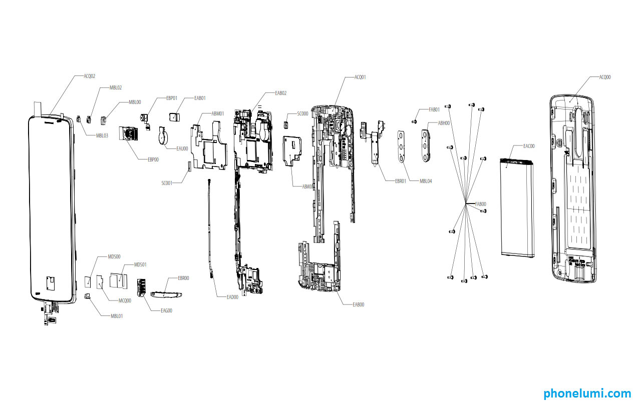 Lg G3 D855 Schematics
