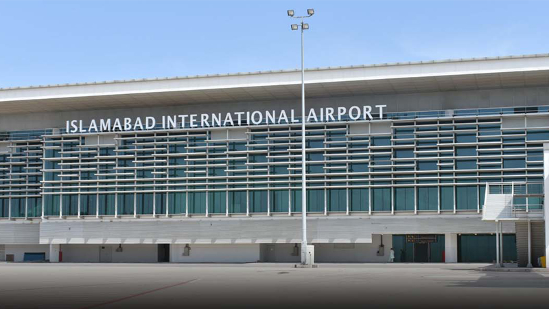 islamabad airport contact number