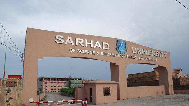 sarhad university peshawar contact number