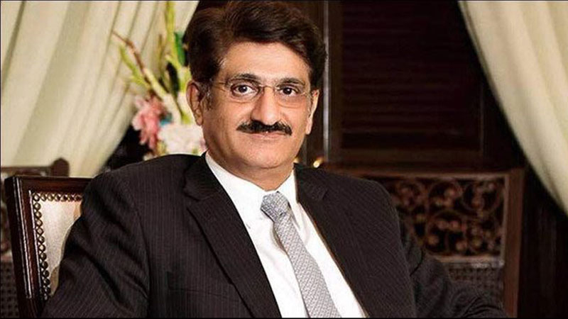 chief minister sindh contact number
