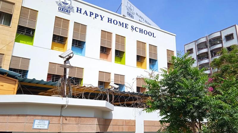happy home school contact number
