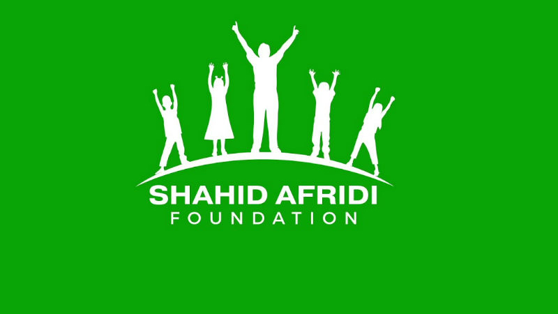 shahid afridi foundation contact number
